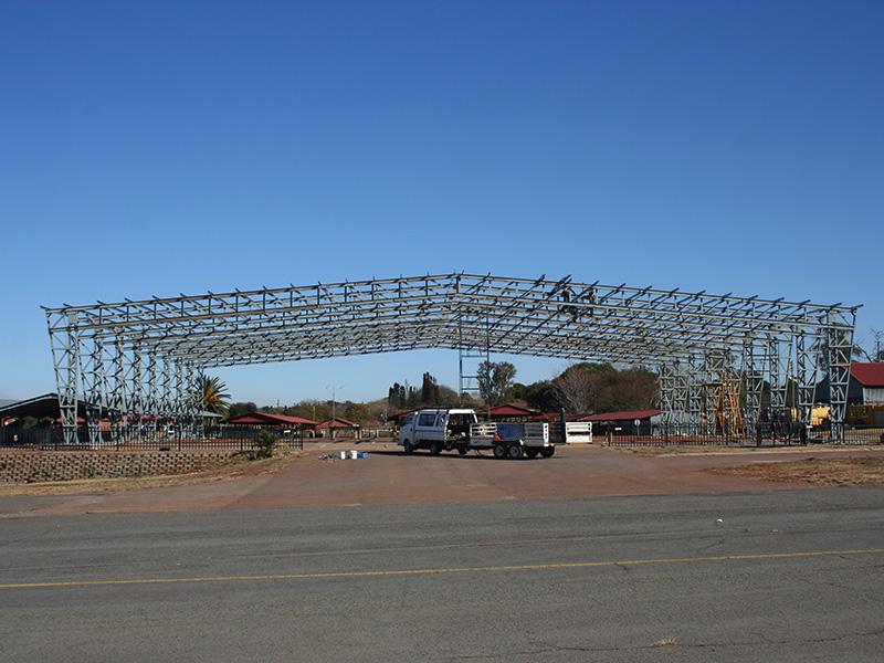 Pretoria Airforce Museum