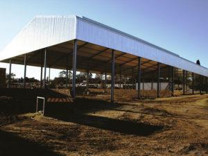 Benoni Steel Structure Construction