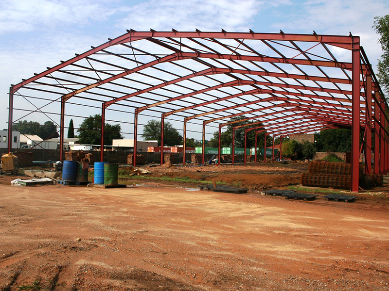 Bredel Steel Structure Construction
