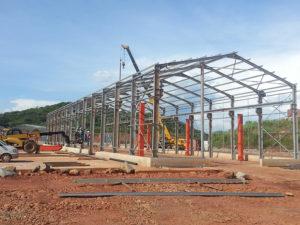 Congo Steel Structure Construction
