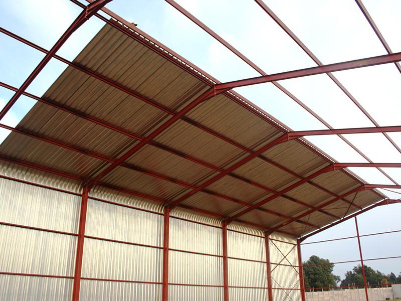 Fairleads Steel Structure Construction