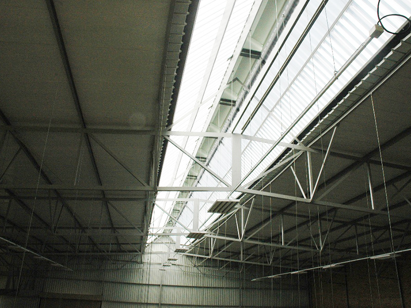 Kempton Park Warehouse Construction