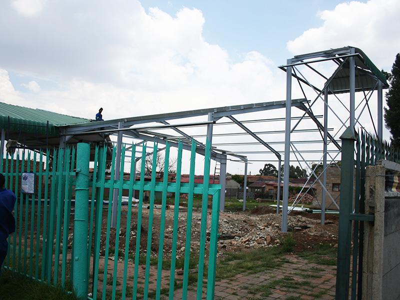 KwThema Steel Structure Construction