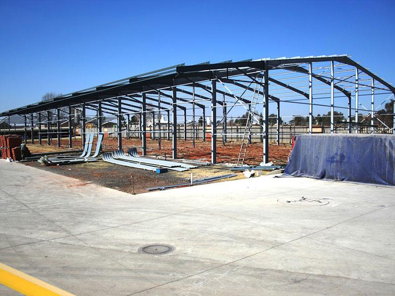 Olifantsfontein Warehouse Construction