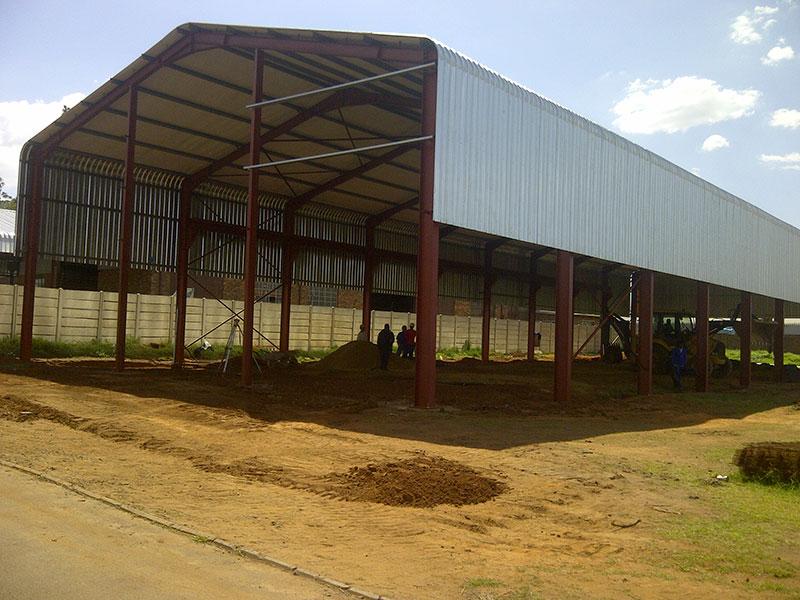 Petit Steel Structure Construction