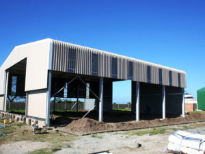 Port-Alfred Steel Structure Construction