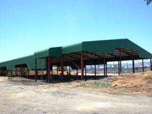 Rustenburg Steel Structure Construction