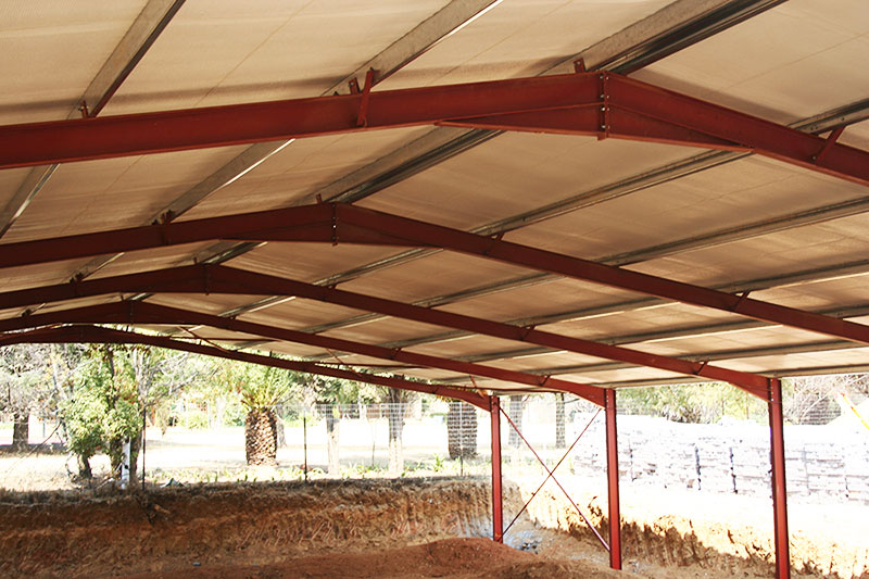 Sunninghill Steel Structure Construction