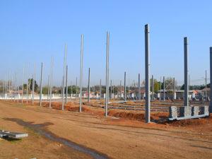 Wakkerstroom Steel Structure Construction