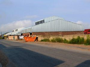 Polokwane Warehouse Construction