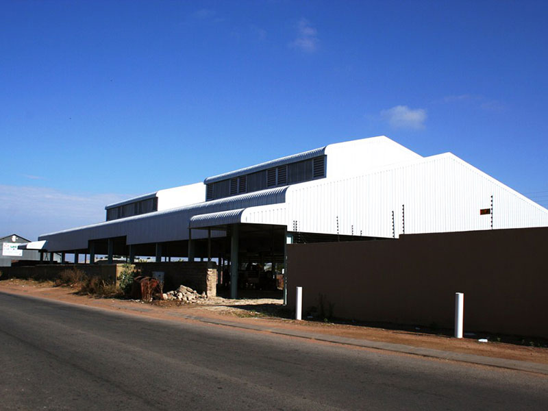 Polokwane Warehouse Construction